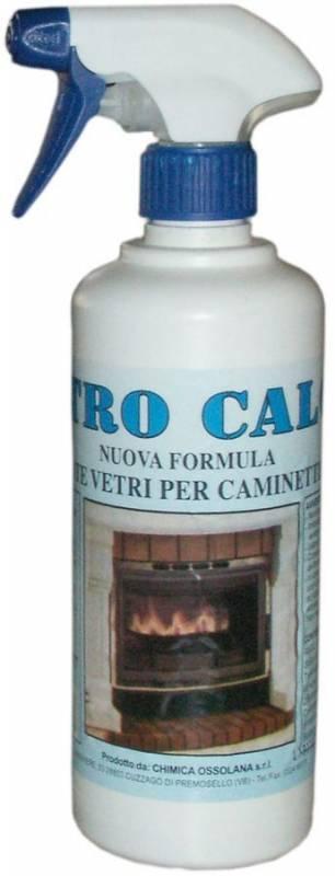 KRATKI Vetrocalor - veľmi účinný čistič na skla krbov 1l ostatní