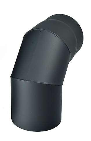 KRATKI Dymovod koleno 90°, Ø 200 mm Kraus