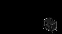 KRATKI Liatinové krbové kachle Kratki Koza K9 - průměr 150 s ventilátorom Turbofan DOPRAVA ZADARMO