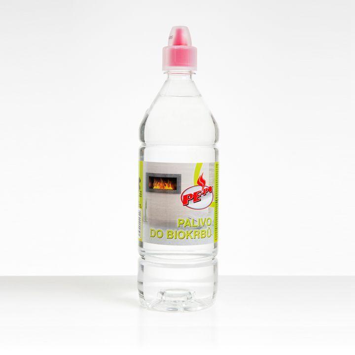 KRATKI PE-PO palivo pre biokrby 1l