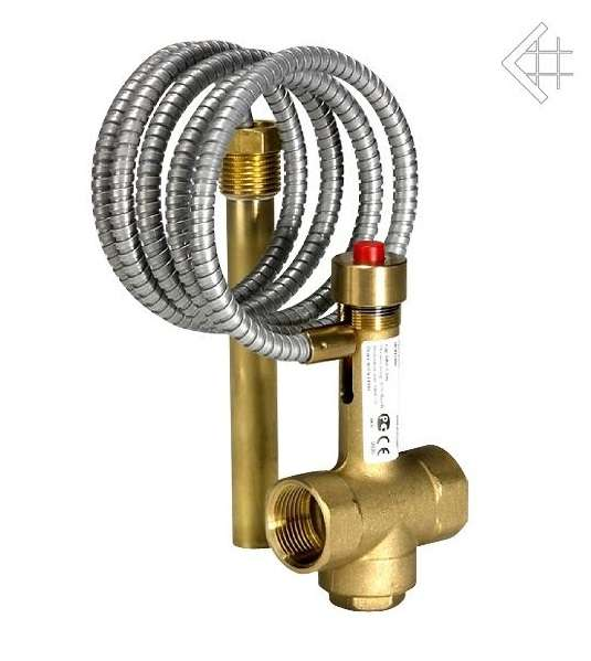 KRATKI Tepelný poistný ventil - BVTS KRATKI